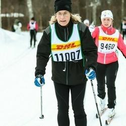 Skiing 30 km - Carina Olofsson (11007)