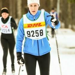Skiing 30 km - Maria Sellert (9258)
