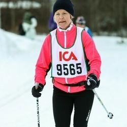 Skiing 30 km - Anne Häggendal (9565)