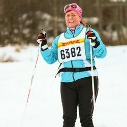 Skiing 30 km - Monica Bjelkenstam (6382)