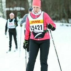 Skiing 30 km - Anne Renström (13421)