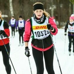 Skiing 30 km - Emmy Draxler (10325)
