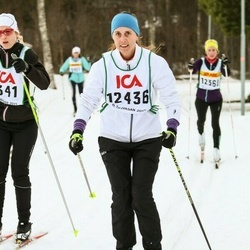 Skiing 30 km - Christine Nilsson (12436)