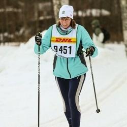 Skiing 30 km - Christine Andreasson Matuszewski (9541)