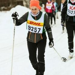 Skiing 30 km - Gunilla Hallin (9257)