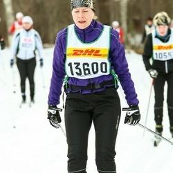 Skiing 30 km - Elisabeth Pettersson (13600)