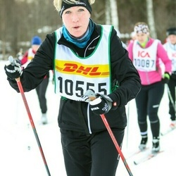 Skiing 30 km - Birgitta Carlsäter Stensson (10555)