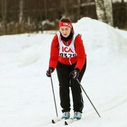 Skiing 30 km - Bodil Lindberg (9376)