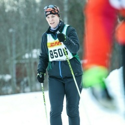 Skiing 30 km - Frida Cliffordsson (8506)