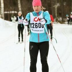 Skiing 30 km - Elisabeth Faijersson (12600)