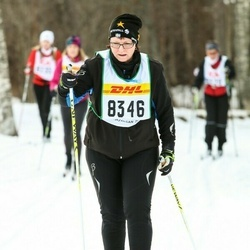 Skiing 30 km - Carina Svensson (8346)