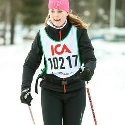 Skiing 30 km - Jennifer Ruotsalainen (10217)