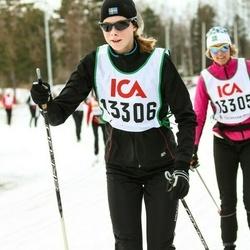 Skiing 30 km - Jenny Lindberg (13306)