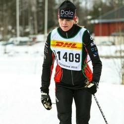 Skiing 30 km - Jenny Eljas (11409)