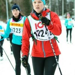 Skiing 30 km - Elisabeth Hellström (12248)