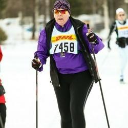Skiing 30 km - Carina Johansson (7458)