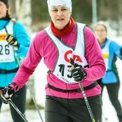 Skiing 30 km - Åsa Jansson (11396)