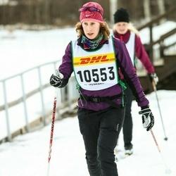 Skiing 30 km - Elin Lundin (10553)