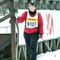 Skiing 30 km - Cecilia Åsell (8127)