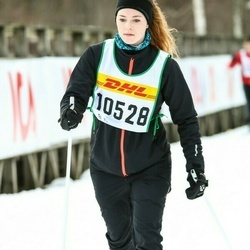 Skiing 30 km - Frida Holgersson (10528)
