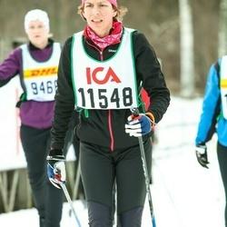 Skiing 30 km - Elisabeth Leo Ransed (11548)