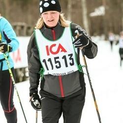Skiing 30 km - Cecilia Hallgren (11513)