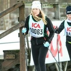 Skiing 30 km - Elin Frimodig (10063)