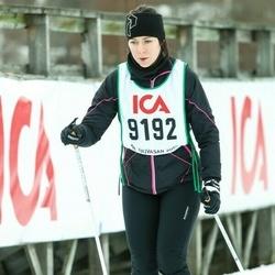 Skiing 30 km - Ellinor Bernkert (9192)