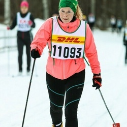 Skiing 30 km - Ida Andersson (11093)