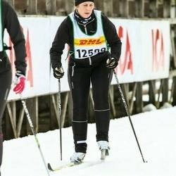 Skiing 30 km - Bodil Herbertsson (12509)