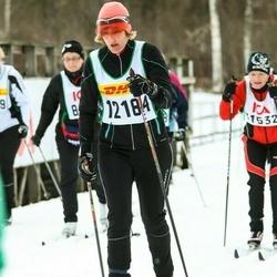 Skiing 30 km - Christina Olsson Falga (12184)