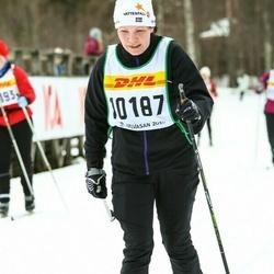 Skiing 30 km - Jenny Holgersson (10187)