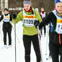 Skiing 30 km - Frida Abrahamsson (11097)