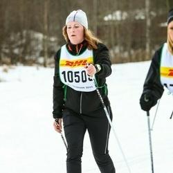 Skiing 30 km - Jenny Mårtensson (10509)