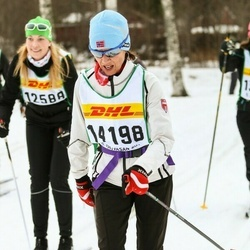 Skiing 30 km - Eva Myre (14198)