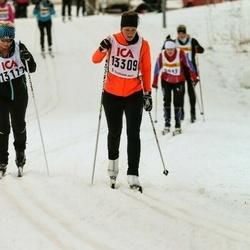 Skiing 30 km - Camilla Dyrberg (13309)