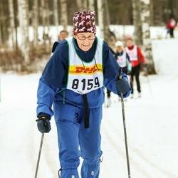 Skiing 30 km - Agneta Jansson (8159)
