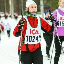 Skiing 30 km - Eva Westin (10241)