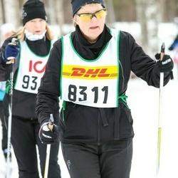 Skiing 30 km - Elisabeth Armgarth (8311)