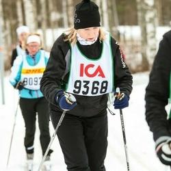Skiing 30 km - Carina Värn (9368)