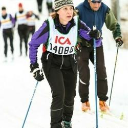 Skiing 30 km - Eva Ekerby (14086)