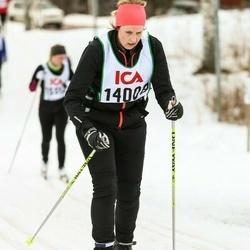 Skiing 30 km - Carin Karlsson (14008)