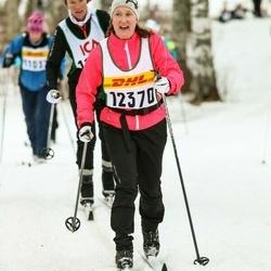 Skiing 30 km - Jenny Pryssander (12370)