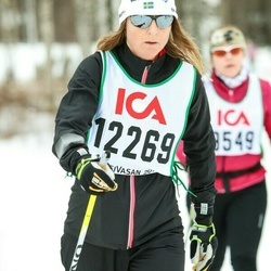 Skiing 30 km - Jeanette Andersson (12269)
