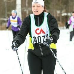 Skiing 30 km - Åsa Jönsson (14073)