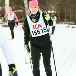 Skiing 30 km - Elsa Hedlund (15515)