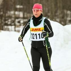 Skiing 30 km - Eva Otterström Orre (12110)