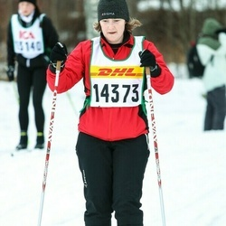 Skiing 30 km - Carina Asperud (14373)