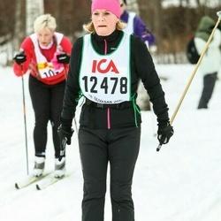 Skiing 30 km - Charlotte Hjelmström (12478)