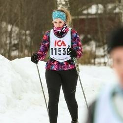 Skiing 30 km - Ellen Skarin (11538)